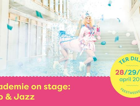 Academie on stage: Pop & Jazz