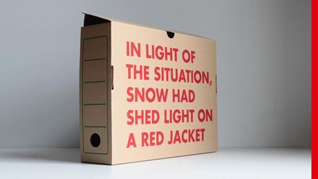Red Jacket Box