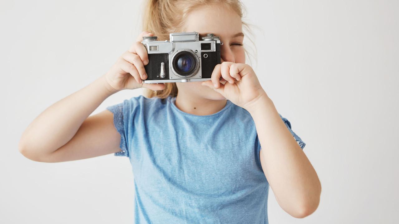 Welp Fotografie voor kinderen - CC Ter Dilft Bornem SW-38