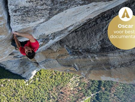 Openluchtfilm: Free Solo