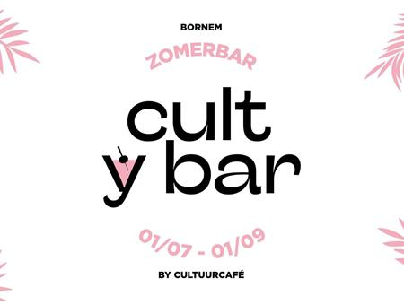 Cult Y Bar Logo B